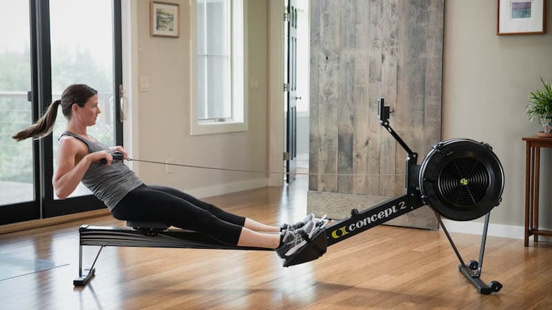 Concept2 model D uso analisis
