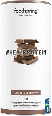 Foodspring Whey Protein Chocolate