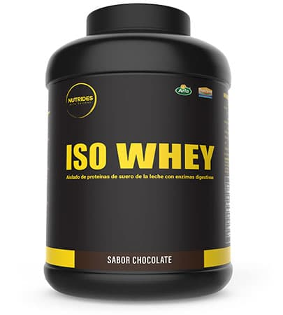 Nutrides ISO Whey - Mejores Proteinas